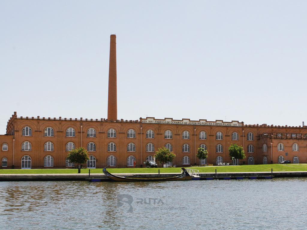 Aveiro fábrica de cerámica