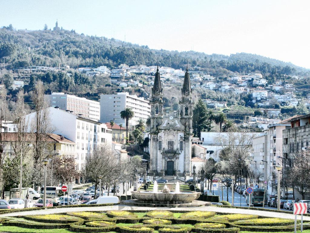 Braga iglesia