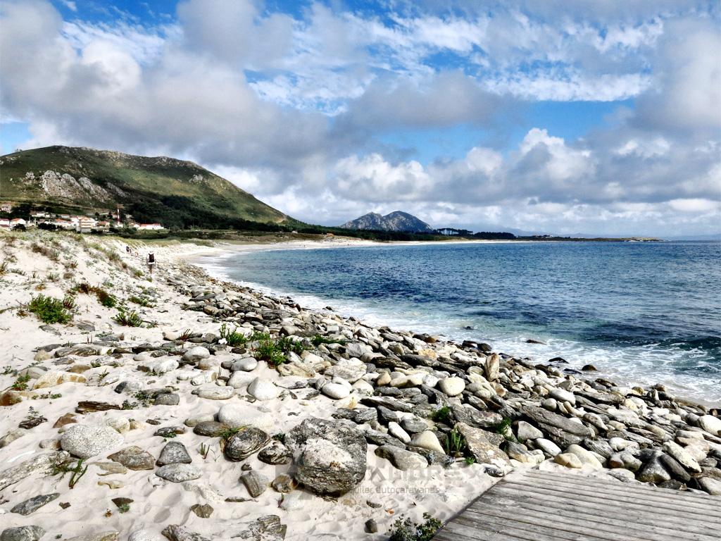 Playa en Carnota