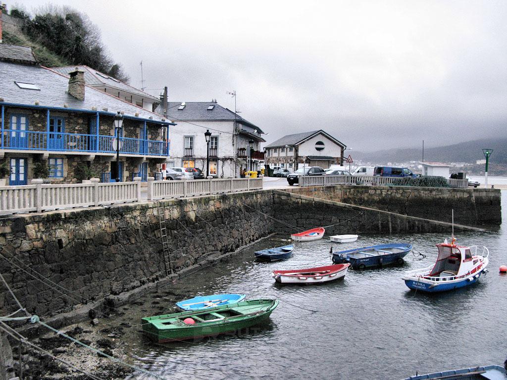 O Barqueiro pueblo