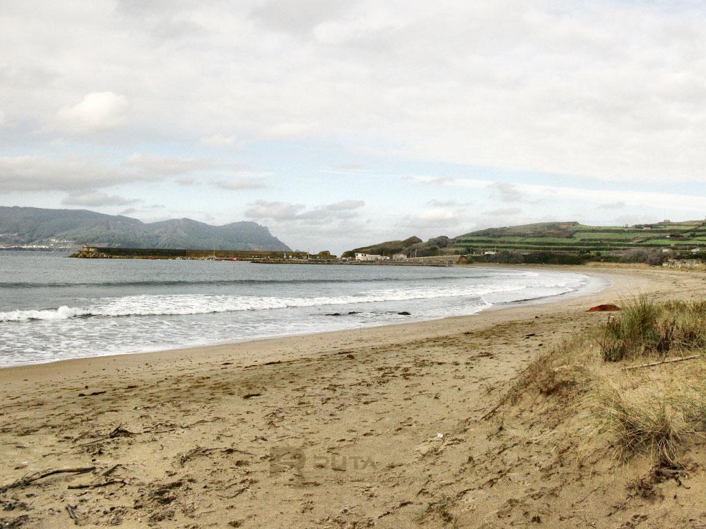 Ortigueira playa