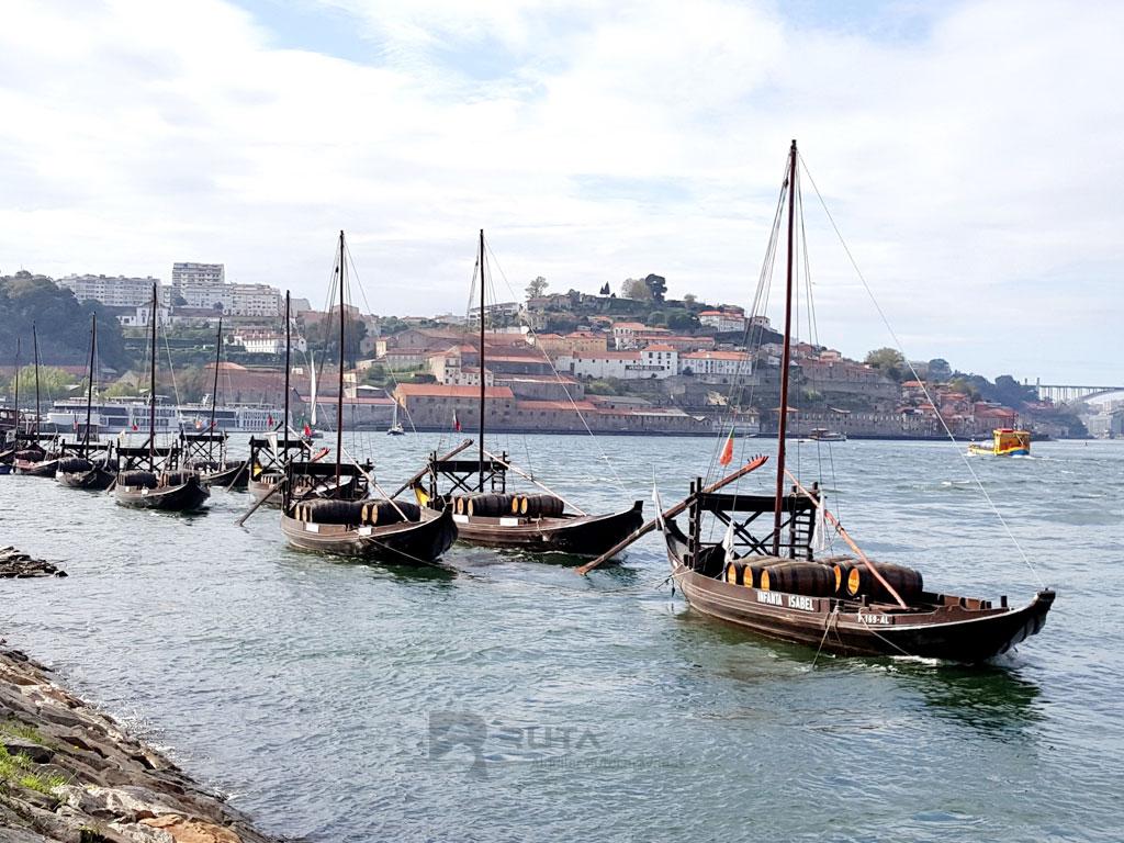 Porto Riveira góndolas