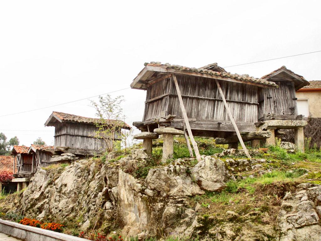 Arquitectura Parque Nacional de Bucaco