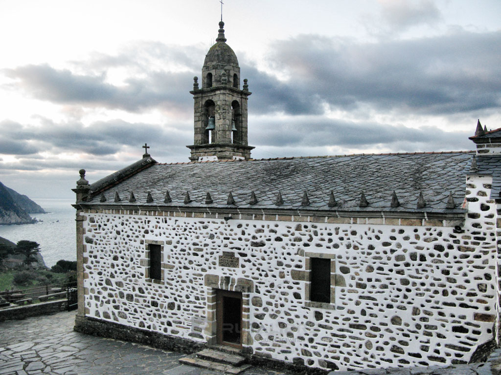San Andrés de Teixido iglesia