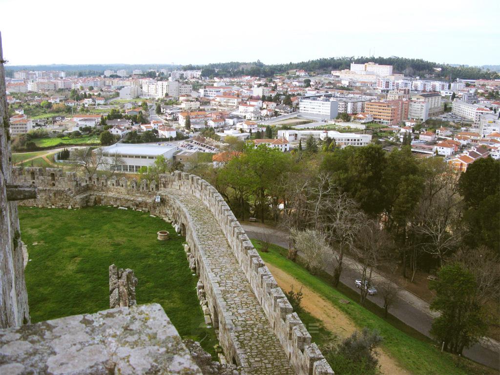 Castillo Santa María da Feira muralla