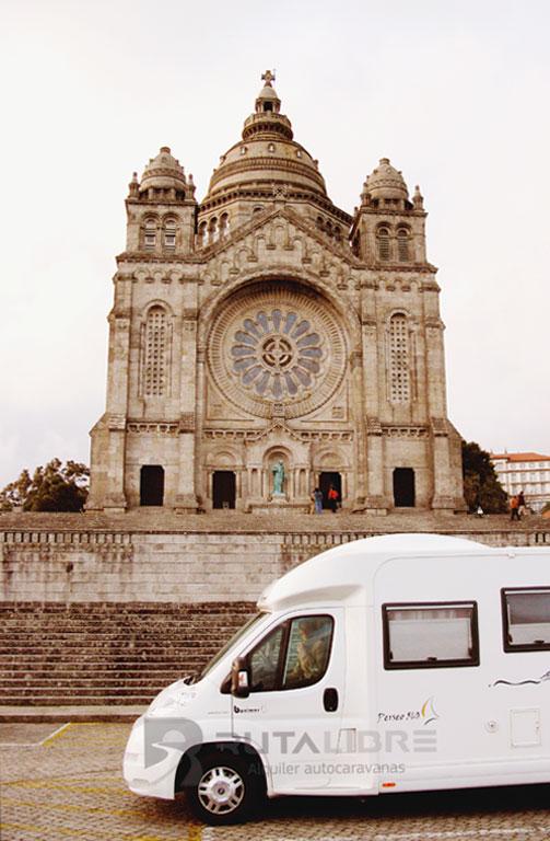 Viana dos Castelo iglesia