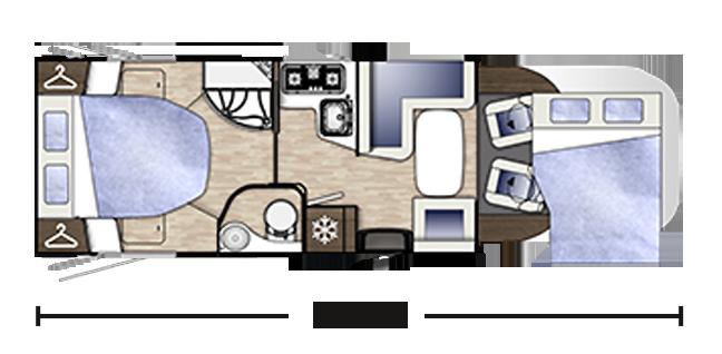 Distribución Interior Mileo 296