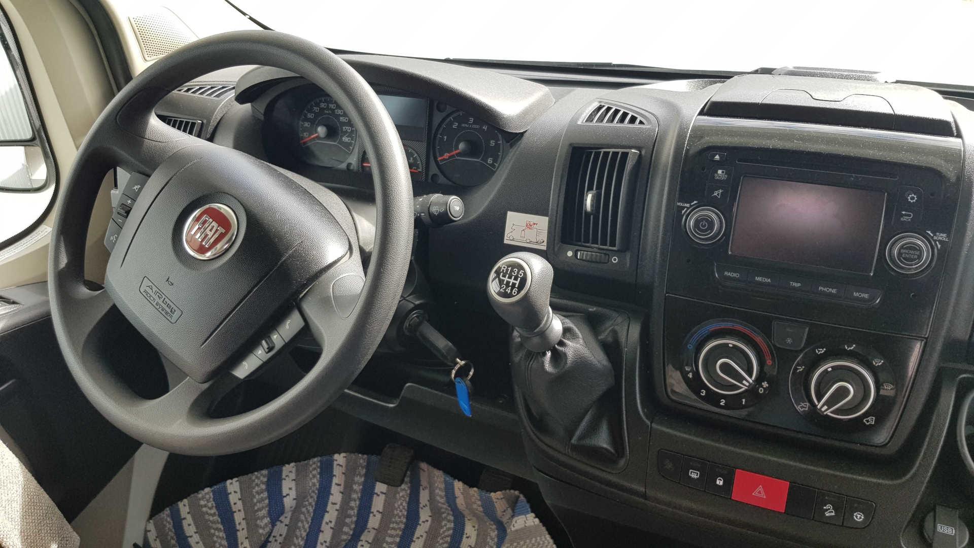 Autocaravana Sport 343